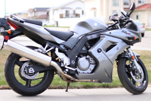 TRADE: Suzuki SV650s *3200km*