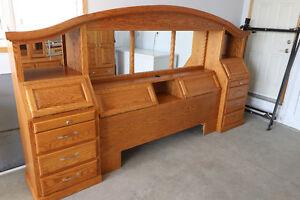 Custom King Size Bedroom Suite