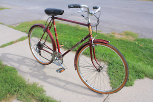 VINTAGE RALEIGH 5 SPEED AND SUPERCYCLE 3 SPEED