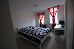 Large Furnish Room in a new house
