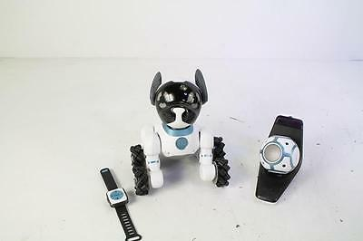 WowWee CHiP Robot Toy Dog Reactive Trainable Robot Dog w/ Charging Station & App