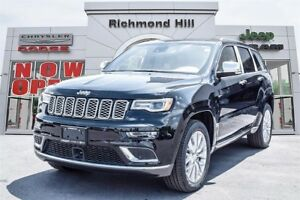 2018 Jeep Grand Cherokee 4X4 Summit