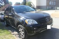 2006 Mercedes-Benz M-Class 3.5L w/Appearance Pkg SUV, Crossover