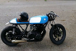 Xs 750 cafe racer !