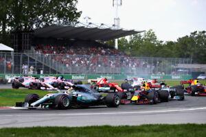 Billets F1 Grand Prix du Canada Dimanche 10 Juin