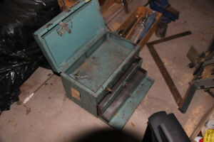 Metal Tool Chest
