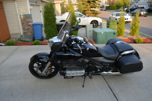2014 Honda Gold Wing Valkyrie ($13,000 Or Best Offer)