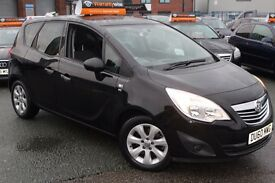 Vauxhall Meriva 1.7 CDTi 16v SE 5dr AUTO + GOOD SPEC