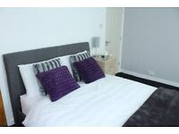 **No Deposit!** Freshly Decorated Rooms Near Town Centre, 2 Doubles