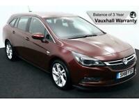 2018(18) VAUXHALL ASTRA 1.4i TURBO SRi 150 SPORTS TOURER ESTATE AUTO