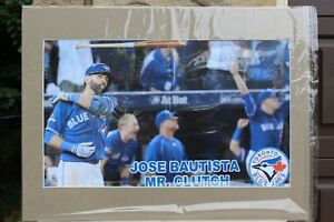 "BLUE JAYS  ""JOSE BAUTISTA"" THROWS THE BAT London Ontario image 1"