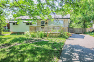 Well Maintained & Nicely Updated 3+3 Bedrm Bungalow in South End