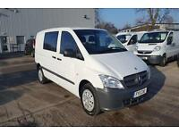 Mercedes Vito 113 Cdi Compact Dualiner