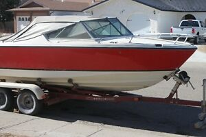 1977 SilverLine Nantucket 19.5' - $3900