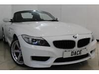 2012 62 BMW Z4 2.0 Z4 SDRIVE20I M SPORT ROADSTER 2DR 181 BHP