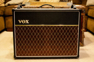 Vox AC15C2 2x12 Amp - Mint Condition