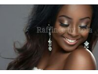 Bridal Makeup Artist & Hairstylist for Black, Asian and Arab skin tones