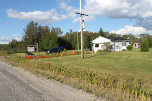 House & 40 Acres of Land in Iroquois Falls,ON Abitibi Rouyn Area