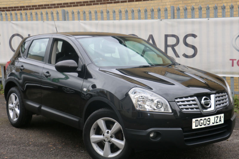 Nissan Qashqai 1.5dCi 2WD Acenta EXCELLENT QUALITY CAR AT A BARGAIN PRICE