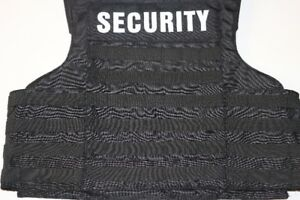 Molle  NIJ Level IIIA Bulletproof Vest