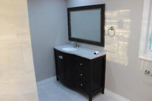 Affordable Renovation Services ( Basement - kitchen - bathroom )