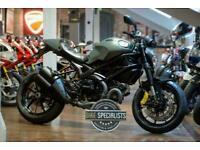 "Ducati Monster 1100 Evo ""Diesel"" Limited Edition used"