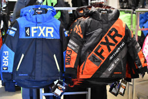 2019 FXR YOUTH SNOWMOBILE GEAR IN STOCK @ HFX MOTORSPORTS!