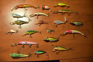 Fishing Lures - BRAND NAME BRAND NEW - LAST LOT