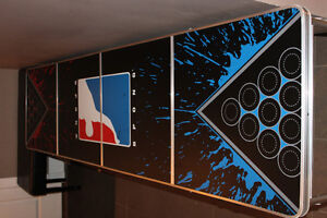 Official Beer Pong Table Beer Sign Mancave Moving