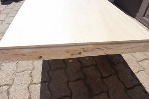 Matching stone coffee table and end table London Ontario image 8