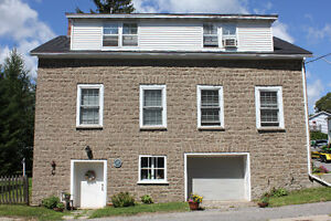 All inclusive, renovated historic duplex with large yard