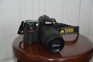 Nikon D300 with 18-140 lens