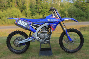 2017 YZ250F $5999 FINANCING AVAILABLE