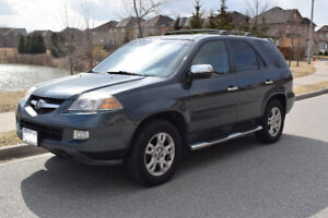 Acura MDX 2006 Touring Edition with DVD
