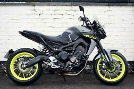 Yamaha MT 09 ABS | MT-09 ABS Grey Fluo | Yamaha MT09 Bikes | Low Miles, Extras!