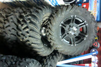 LEVESQUE RECREATION ATV TIRE AN RIM BLOW OUT SALE