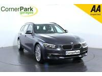 2014 BMW 3 SERIES 320D LUXURY TOURING ESTATE DIESEL