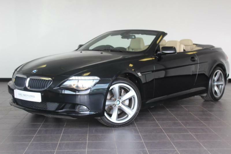 Central Auto Sales >> 2009 BMW 6 SERIES 635D SPORT CONVERTIBLE DIESEL | in Worksop, Nottinghamshire | Gumtree