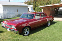 1967 Chevelle Hot Rod Sedan For Sale