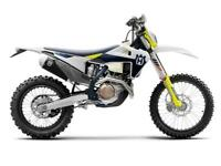 HUSQVARNA FE 501 2021 MODEL ENDURO BIKE NOW AVAILABLE TO ORDER AT CRAIGS MC