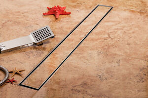 TSD-SS # Tile Insert Shower Grate Bathroom Floor Shower Drain