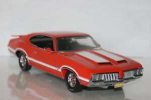 Exact Detail 1970 Oldsmobile 442 Diecast  Die Cast car 1/18