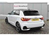 2021 Audi A1 SPORTBACK 35 TFSI Black Edition 5dr S Tronic Auto Hatchback Petrol