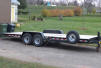 Truck & Trailer For Hire