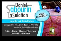 Professional insulation services