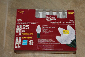 C7 LED lights