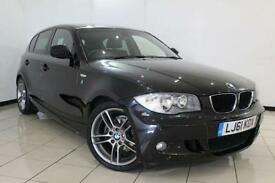 2012 61 BMW 1 SERIES 2.0 118D PERFORMANCE EDITION 5DR 141 BHP DIESEL