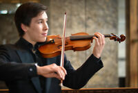 LOOPING VIOLINIST for Weddings & Special Events