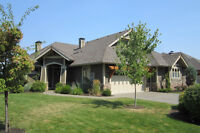 Impeccable Home at Okanagan Resort - Golf for 2 Included!