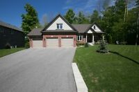 Meticulous Executive Home Just Minutes From Barrie!!!